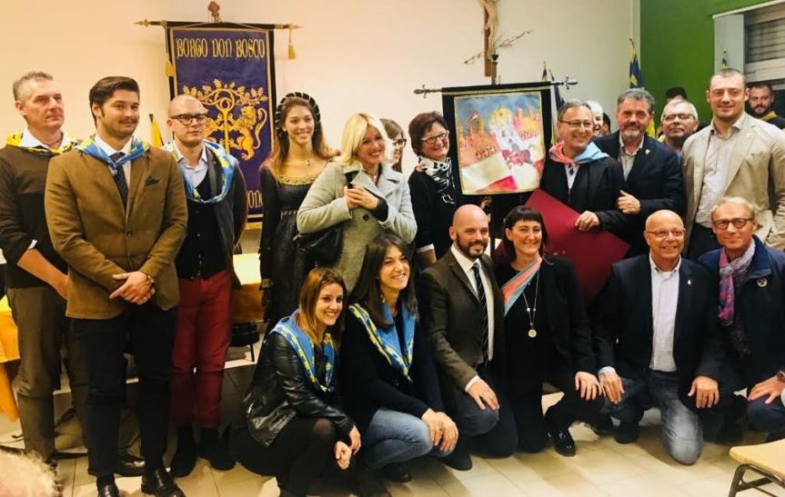 """Palio di Asti, Comitato Palio Borgo Don Bosco: 10/11 ore 18.00 Torna """"Il palio dell'Amicizia"""""""
