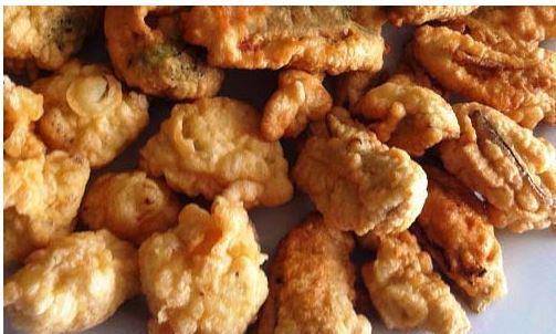 Siena, Gastronomia: Ricetta del Fritto misto allaSenese