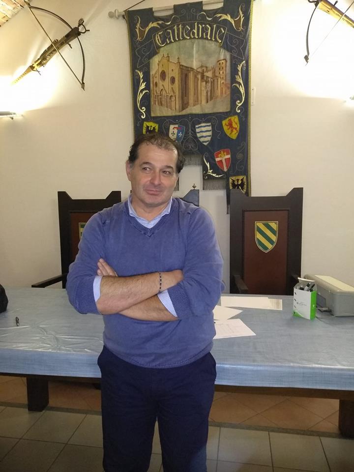 Palio di Asti, Comitato Palio RIone Cattedrale: Giuseppe Monticone confermatoRettore