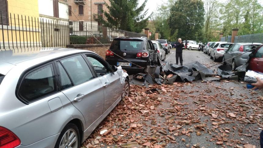Siena: Pubblicato lo schema per la segnalazione dei danni causati dall'evento calamitoso del 29ottobre