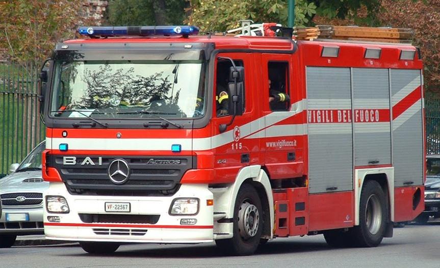 Siena, Maltempo 28-29/10: Sono stati 613 gli interventi dei Vigili del Fuoco del Comando provinciale diSiena