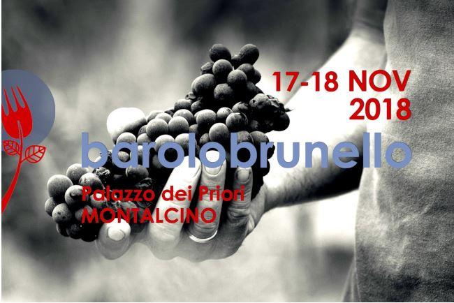 Toscana: 17-18/11 barolobrunello ritorna a casa! Dopo Barolo, le due grandi denominazioni del vino italiano si danno appuntamento aMontalcino