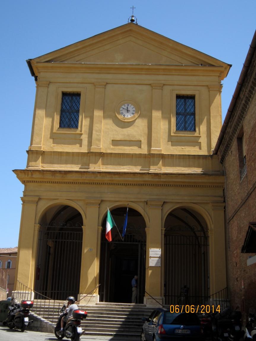 Siena, Campansi: In netto calo gli ospitipositivi