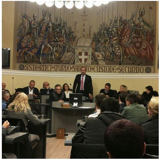 Palio di Asti: 10/09 Convocato il Consiglio delPalio