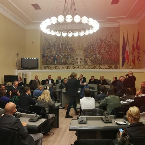 """Palio di Asti:Oggi 13/09,  Questa sera il Consiglio del Palio """"a portechiuse"""""""