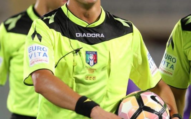 Siena, Robur Siena: Robur Siena – Carrarese, arbitraColombo