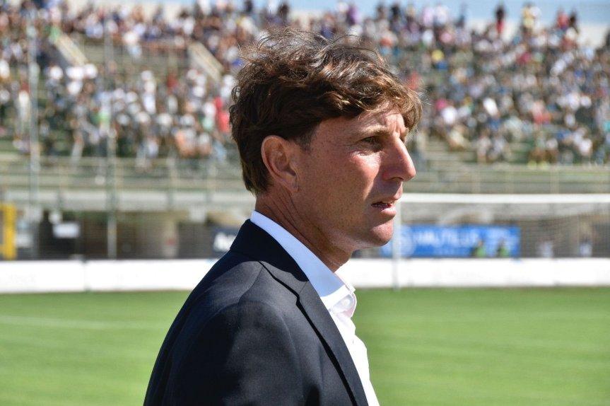 """Siena, Robur Siena, Mignani: """"A Pistoia aggressivi, per sviluppare le nostre trame digioco"""""""