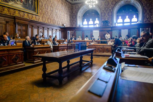 Siena: I capigruppo dal Prefetto per una migliore programmazione dei Consiglicomunali
