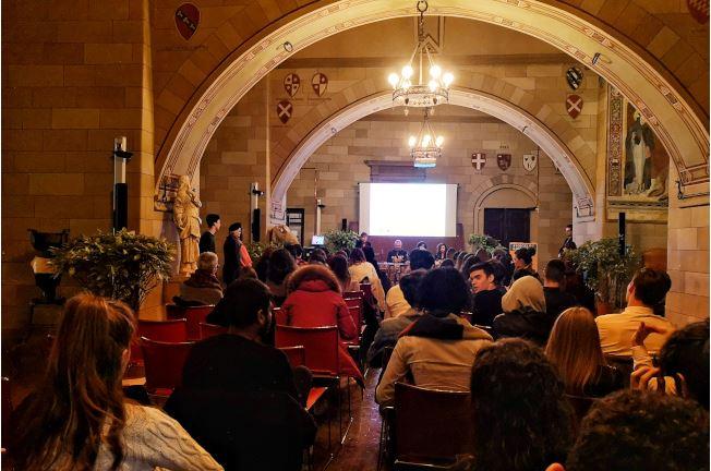 Siena: Grande partecipazione al convegno #ioscelgoilrispetto