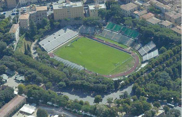 Siena, Robur Siena: 25/08 Siena – Olbia ore 15.00 Stadio ArtemioFranchi
