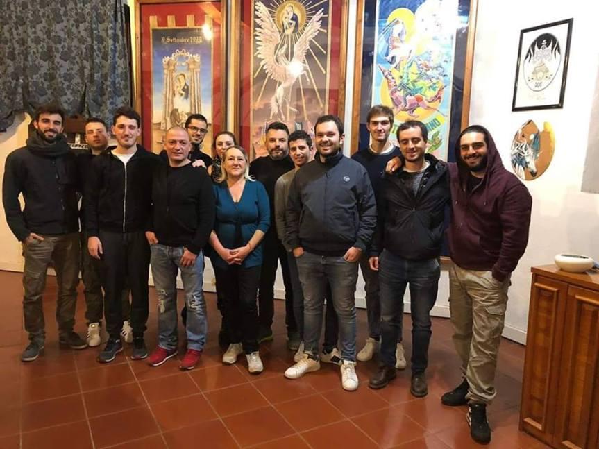 Palio di Castel del Piano: Ecco la nuova Dirigenza e il nuovo Consiglio delleStorte