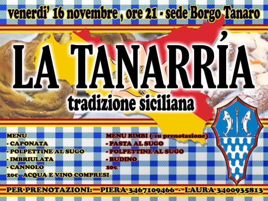"""Palio di Asti, Borgo Tanaro-Trincere-Torrazzo: 16/11 """"LaTanarria"""""""