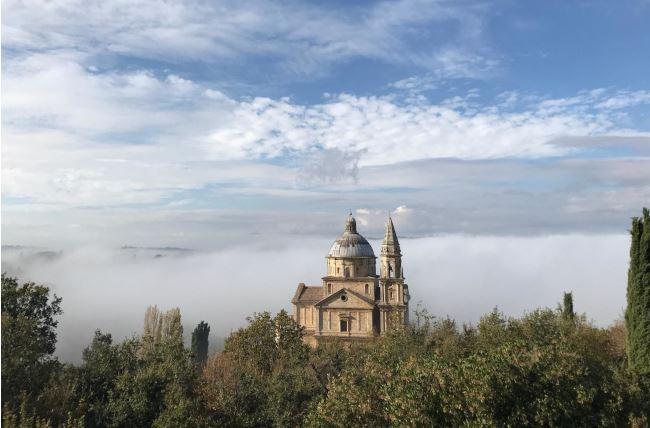 Provincia di Siena: Montepulciano, riapre il Tempio di SanBiagio