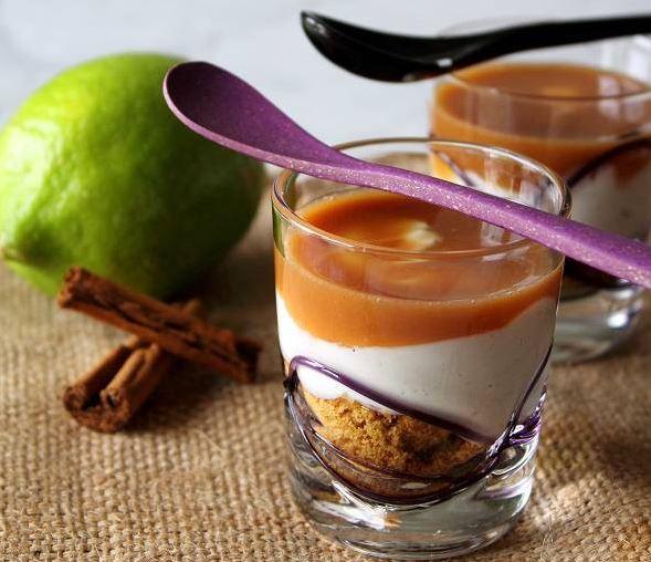 Gastronomia, Le ricette delle feste: Yogurt aromatico con biscotti e crema deipoveri