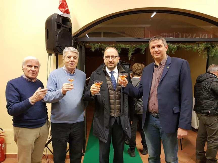 Palio di Asti, Borgo San Lazzaro: Resoconto Cena degli Auguri del15/12