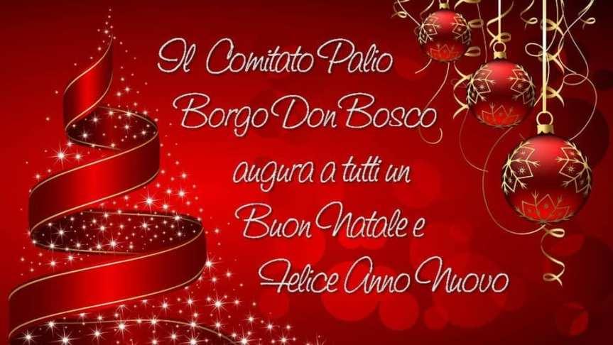 Palio di Asti, Comitato Palio Don Bosco:  Il Comitato Palio Augura un Buon Natale e un Felice AnnoNuovo