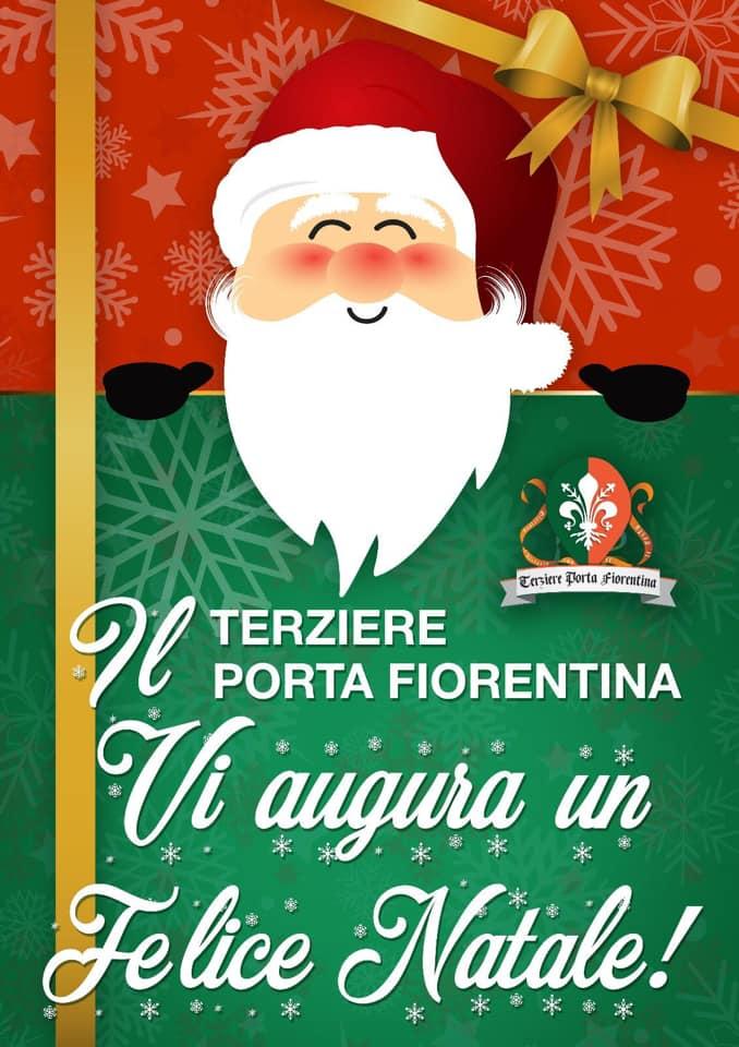 Palio di Castiglion Fiorentino: Il Terziere augura un feliceNatale!!