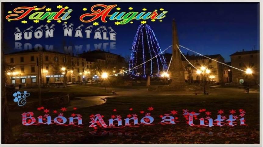 Palio di Castel del Piano, Contrada Storte: La Contrada augura Buon Natale e Buon Anno atutti