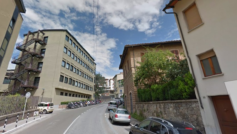 Siena: Lavori in via Ricasoli, strada percorribile solo in sensoascendente