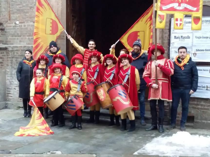 Palio di Asti, Rione San Paolo: Resoconto delle celebrazioni per laConversione
