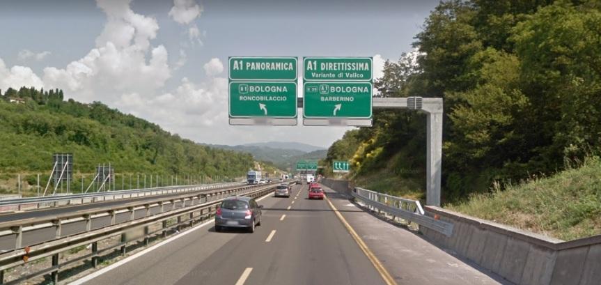 Siena, Ubriaco contromano in A1: Denunciato 48enne residente nella nostracittà