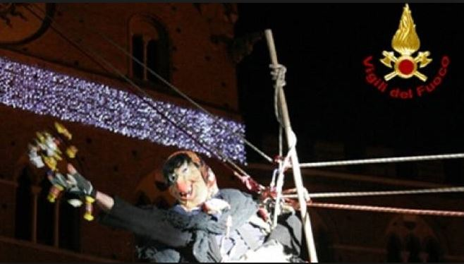 Siena: Il 6 gennaio la Befana arriva in piazza delCampo