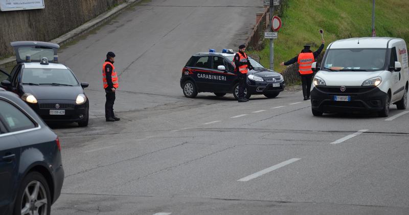 Siena: Servizio straordinario di controllo del territorio effettuato dai Carabinieri diSiena