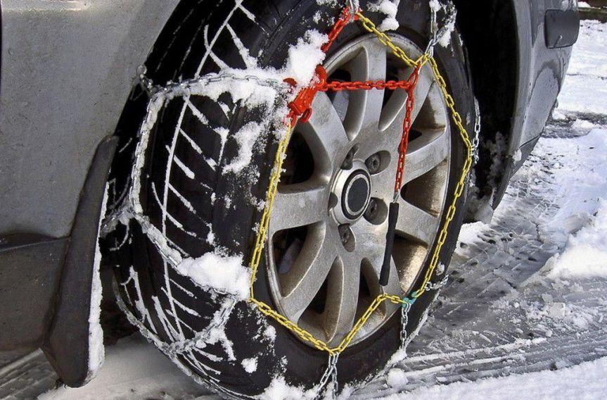 Toscana, Anas: obbligo di catene a bordo o pneumatici invernali dal 15novembre