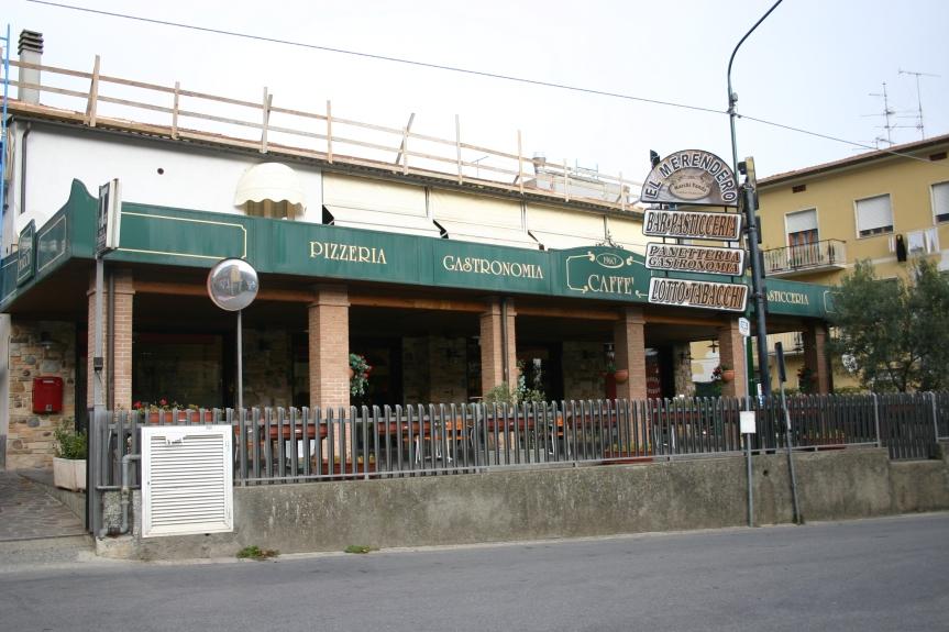 """Palio di Buti:  Domenica 19/01 Consigli dove mangiare, """"El Merendero"""""""