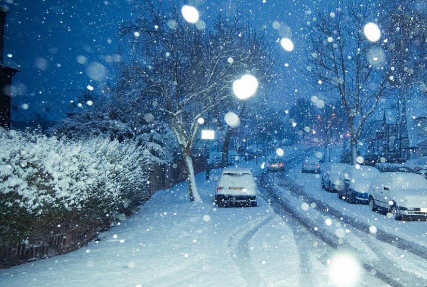 Provincia di Siena: Neve in Valdichiana: ecco lasituazione