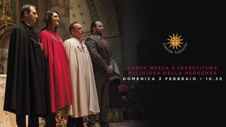 Palio di legnano, Contrada Legnarello: Festa della Candelora, a don Prina il premio Bontà2019