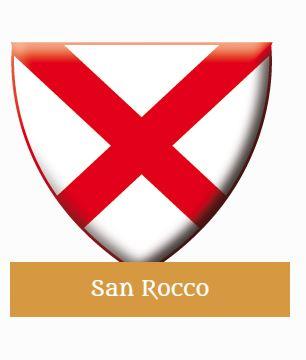 Palio di Buti, Contrada San Rocco: Oggi 15/01 SantaMessa