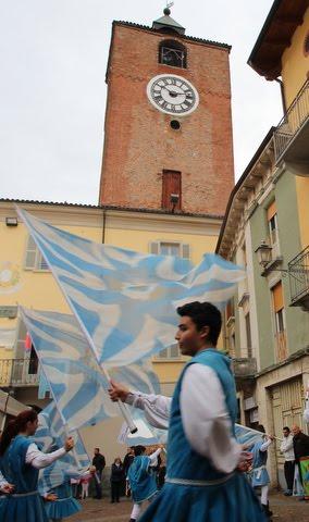 Palio di Asti, Comitato Palio Montechiaro: Samuele Carpignano, una promessa del gruppo sbandieratori e nonsolo