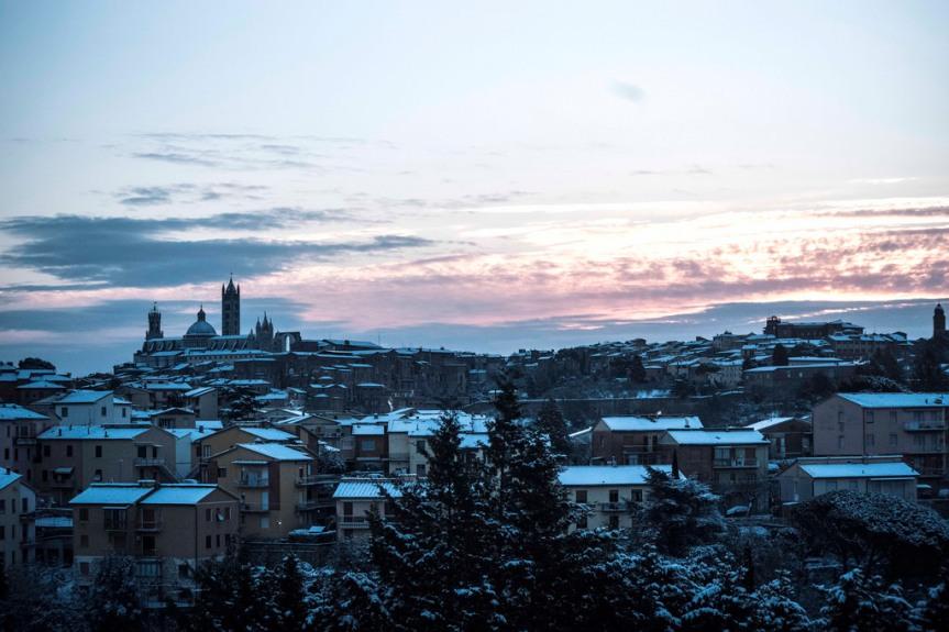 Siena, gazzetta di Siena: Oggi 12/02 Cielo a Pecorelle – Previsioni del tempo 13/14 febbraio2021