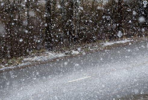 Toscana: Neve, codice giallo per venerdì 12 febbraio su quasi tutta laregione