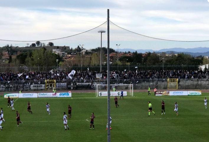 Siena, Robur Siena: Le immagini salienti di Arezzo – Robur Siena3-3