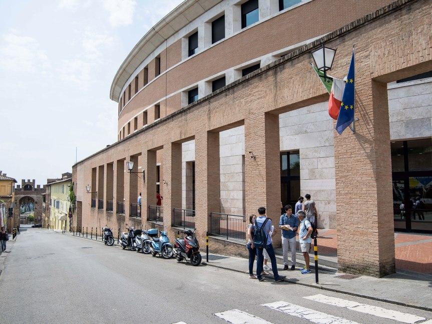 Siena: Da domani 14 settembre modifiche alla circolazione nella zona di ViaMattioli