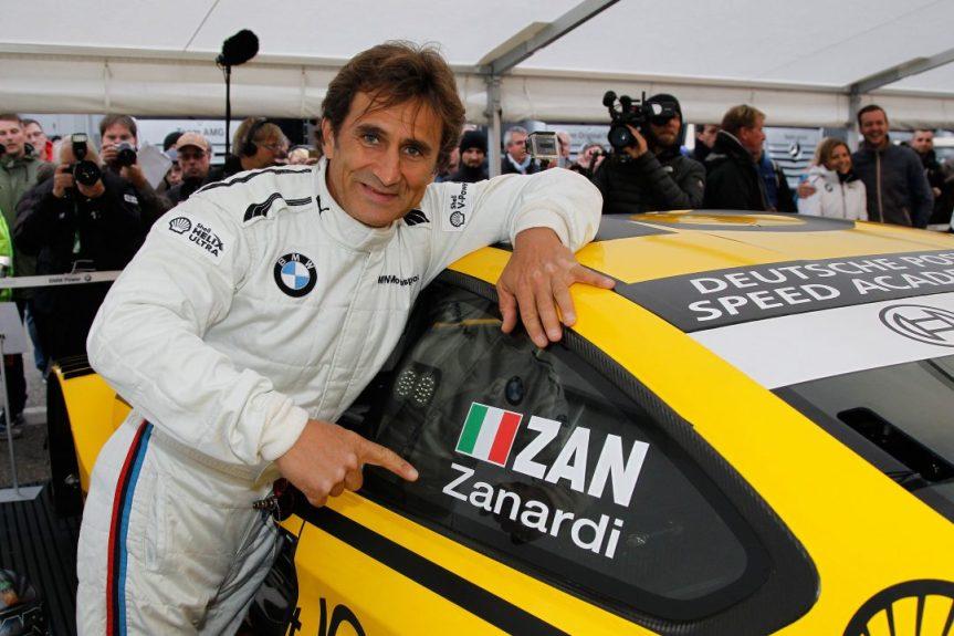 """Provincia di Siena: """"Obiettivo Tricolore"""", l'abbraccio dello sport all'Italia di Alex Zanardi passa anche perMontalcino"""
