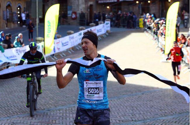 Siena: Domenica  23/02 la 7^ Terre di Siena Ultramarathon: al via della 50 Km Davide Colgan per fare ilbis