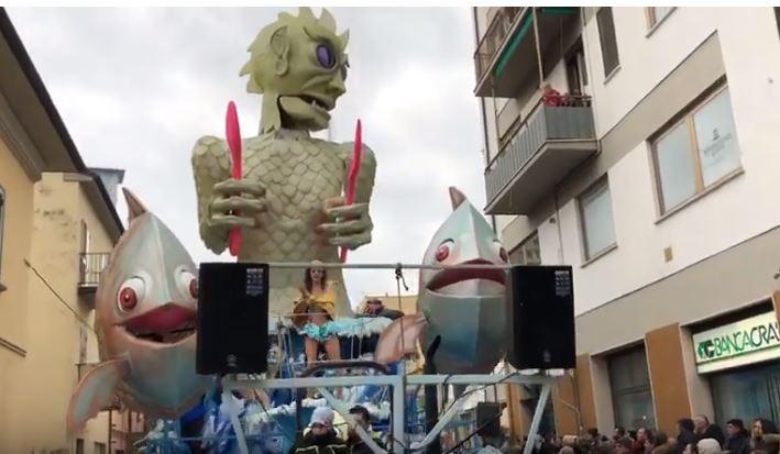 Italia: Carnevale di Follonica2019