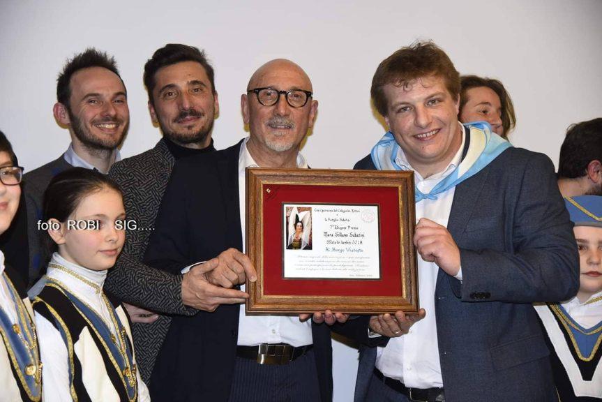 """Palio di Asti, Borgo San Pietro: Resoconto """" Cena di Gala"""" per la consegna del Premio """"Mara Sillano Sabatini"""" del09/02"""