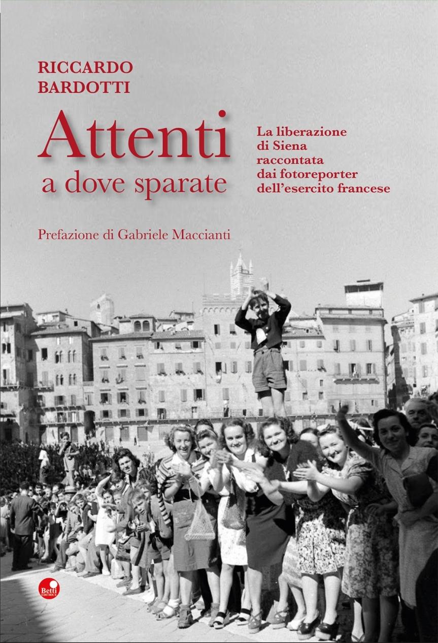 Siena: Riccardo Bardotti, Attenti a dovesparate