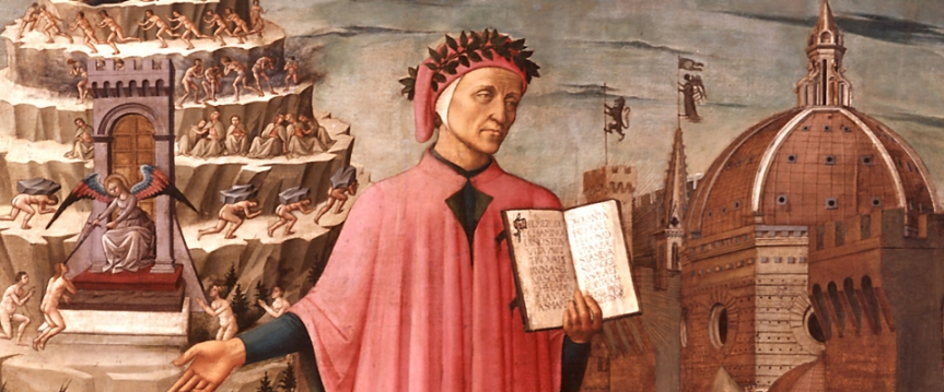 Siena, Nel mezzo del cammin', Dante in classe: Laboratorio creativo di scrittura e disegno alBandini