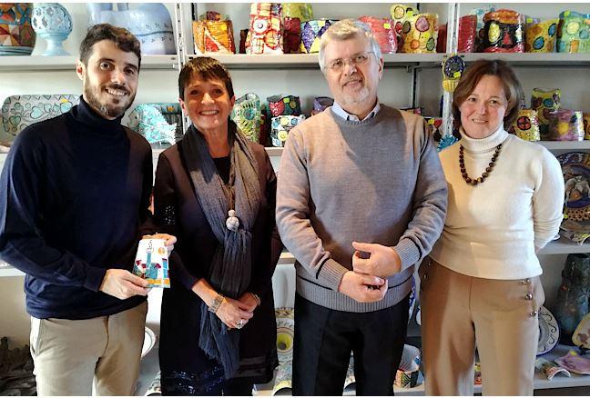 """Siena: """"Di Terre e di colori"""" l'arte per la riabilitazione arriva a Siena con la campagna """"Pensati con ilcuore"""""""