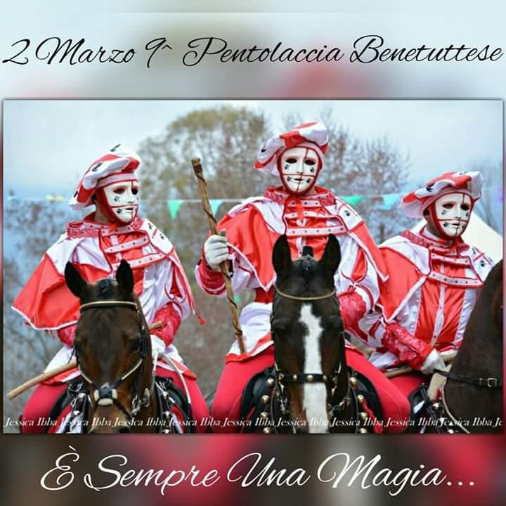 Sardegna, Associazione Ippica Benetuttese: 02/03  Pentolaccia a Cavallo Benetuttese, il pensiero di CarlettoDessena