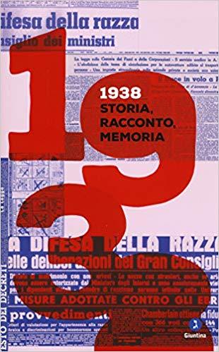 """Siena: In Sinagoga a Siena la presentazione di """"1938, storia, racconto,memoria"""""""