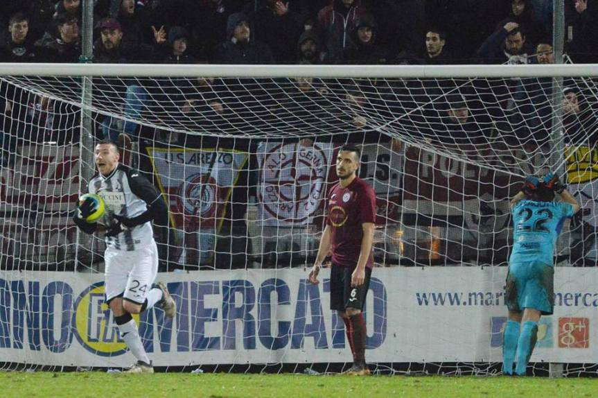 "Siena, Robur Siena, GdS, ""Il derby delle follie: All'85' Arezzo è 3-0. Siena rimonta in6′"""
