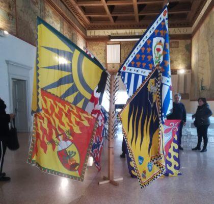 Palio di Ferrara: Este Viva, in mostra 50 anni diPalio