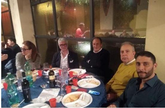 Palio di Legnano, Contrada La Flora: Resoconto Cena dei 100 Giorni al Palio di ieri23/02