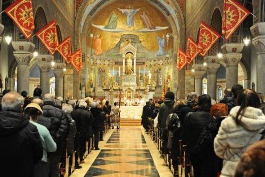 Palio di legnano, Contrada Legnarello:  Oggi 03/02 Resoconto Investitura ReligiosaReggenza